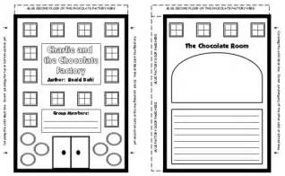 Factory Template by And The Chocolate Factory By Roald Dahl Teaching