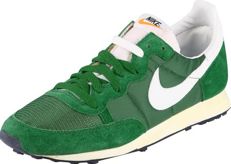 nike slippers green nike challenger vntg shoes green