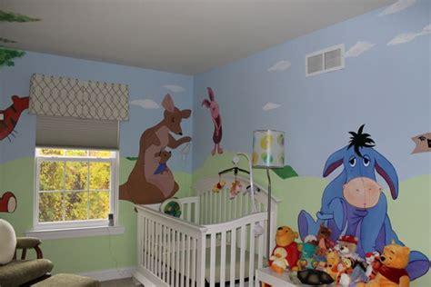 Winnie The Pooh Nursery Decorations Winnie The Pooh Nursery Project Nursery