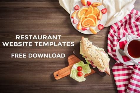 30 Responsive Html5 Bootstrap Based Free Restaurant Template Free Download In 2018 Fast Food Website Template Free