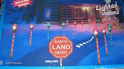 santa landing strip lights 9 best santa landing images on crafts diy decorations and