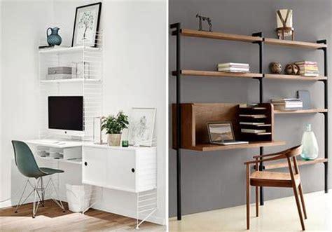 bureau biblioth鑷ue design le bureau un espace design et fonctionnel paperblog