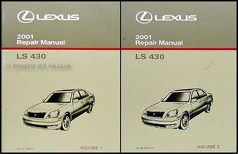 best car repair manuals 2000 lexus ls parental controls 2001 lexus ls 430 navigation system owners manual original