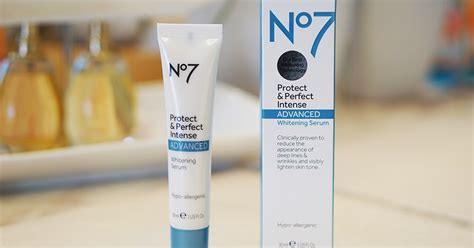 Whitening Serum Temulawak V kunginter talk ร ว วจ ดเต ม เซร มต วใหม ล าส ดของ no7 protect advanced