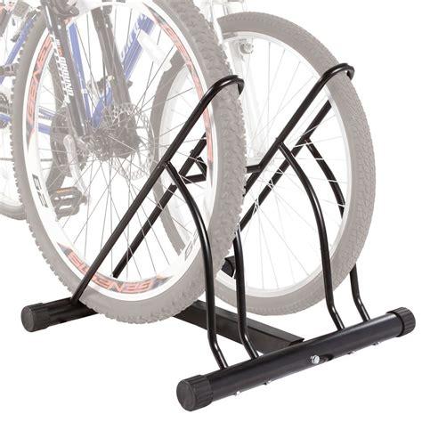 Bike Floor Rack by 2 Bike Floor Stand Bicycle Storage Racks Discount Rs