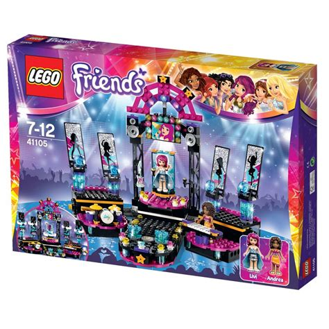 Home Decor Shopping Online by Lego Friends Pop Star Show Stage Kidoodles Toy Zone