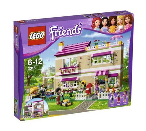 lego friends huis olivia 3315 lego friends het huis van olivia meisjes lego j