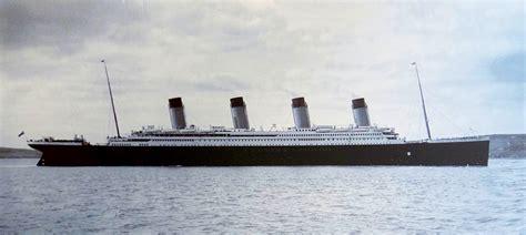 imagenes reales del titanic 1912 titanic canal de misterio