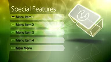adobe encore menu templates dvd motion menu template adobe encore retro