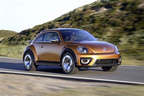 vw releases     beetle dune     built carscoops