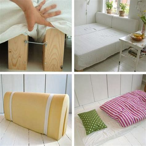 turn bed into couch sofa back pillows to convert a twin bed into a couch for