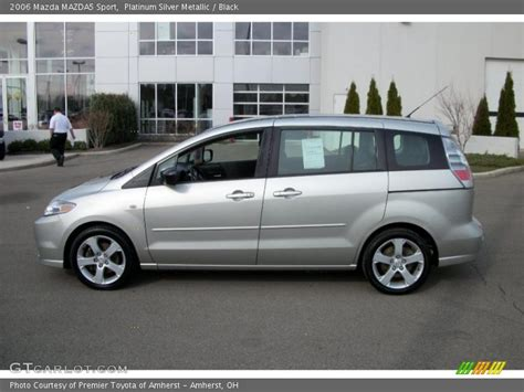 who manufactures mazda help me identifiy the true color of my 2006 mazda5