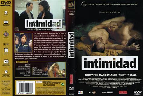 intimidad intimacy la 8425338484 car 225 tula caratula de intimidad caratulas com