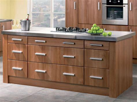 walnut kitchen cabinets modern walnut kitchen cabinets in the island with modern knobs