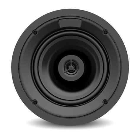 icm612 6 5 quot 8 ohm in ceiling speaker pair mtx audio