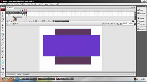 tutorial flash cs3 animation tutorial como usar flash cs3 basico 1 bien explicado
