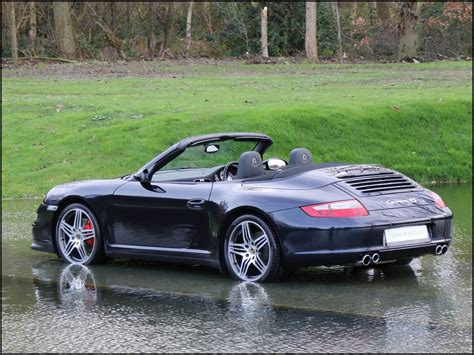 Porsche 911 Carrera 4s Convertible For Sale by Current Inventory Tom Hartley