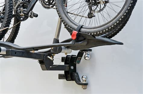 Buyers Bike Rack by Trailer Hitch Accessory Buyer S Guide Photo Image Gallery