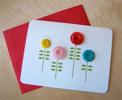 easy card ideas diy birthday card ideas recycled things