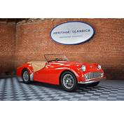 When Is A Triumph TR3 Like Hot Dog That Fell To The Coal
