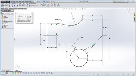 Combine 2 Sketches Solidworks by Solidworks Tech Tip Repair Sketch