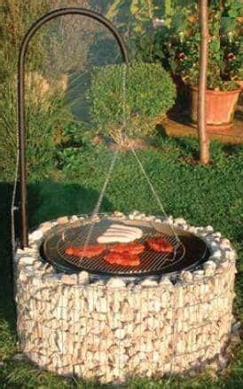 Grillstelle Kaufen feuer und grillstelle 920 x 400 mm gabionengrill