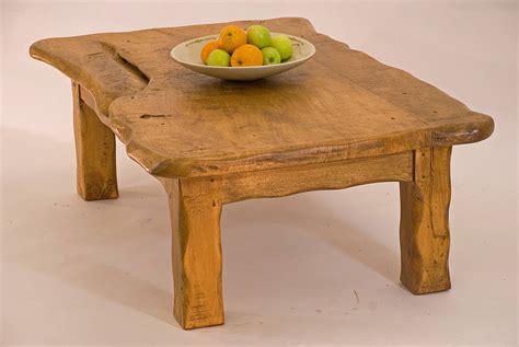 Handmade Coffee Table - large handmade solid wooden coffee table by kwetu