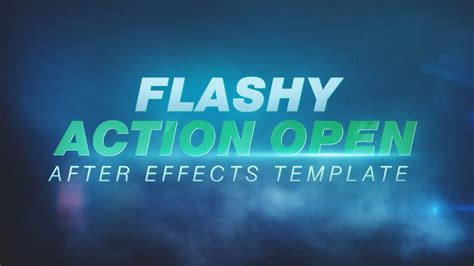 flashy action open sports envato videohive after
