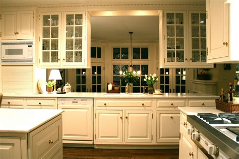 kitchen cabinet glass antiqueaholics the heart of our home the kitchen
