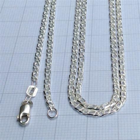 cadenas de plata mexico cadena larga 70cm tejido egipcio plata ley 925 770 00