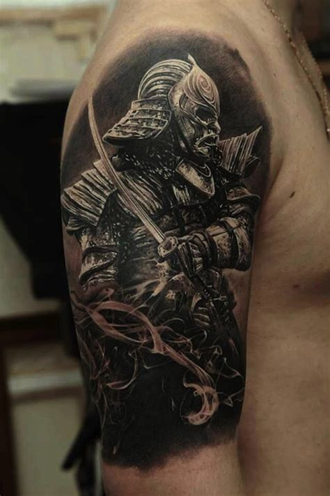 samurai tattoo images amp designs