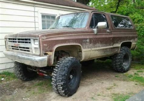 1986 gmc jimmy parts purchase used 1986 gmc jimmy base sport utility 2 door 5