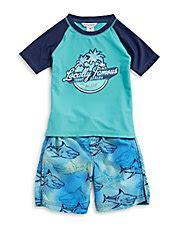 Set Printed Rashguard Shorts boys 2 7 clothing hudson s bay