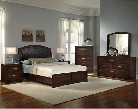 picture of bedroom furniture beverly 8 bedroom set the brick