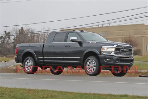 2020 Dodge Ram Limited by Here Is The 2019 Ram Heavy Duty In Trims