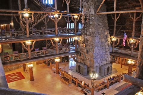 National Fireplace by West Entrance To Yellowstone The Enchanted Manor