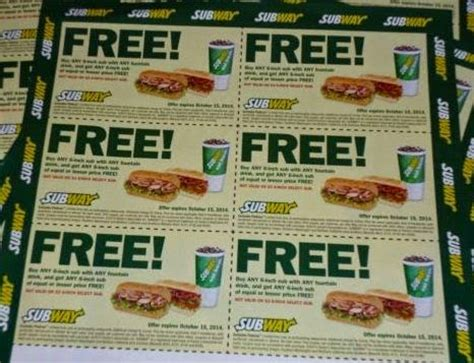 free printable subway coupons 2014 subway printable coupons may 2018 coupons printable 2018