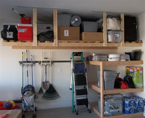 diy garage shelf ideas home decorations