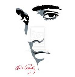the gallery for gt elvis presley silhouette vector