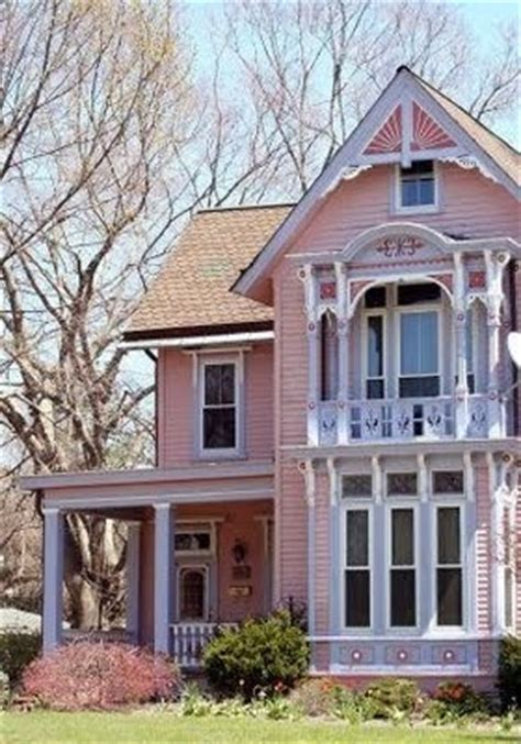victorian home design elements pink victorian style house architectural styles design