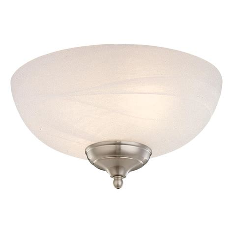 monte carlo ceiling fan light kit monte carlo 3 light white faux alabaster ceiling fan light