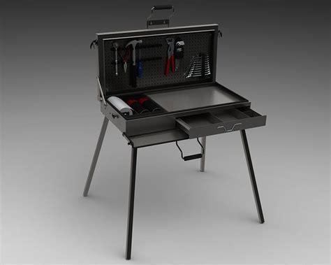 3d model portable desk tool cgtrader
