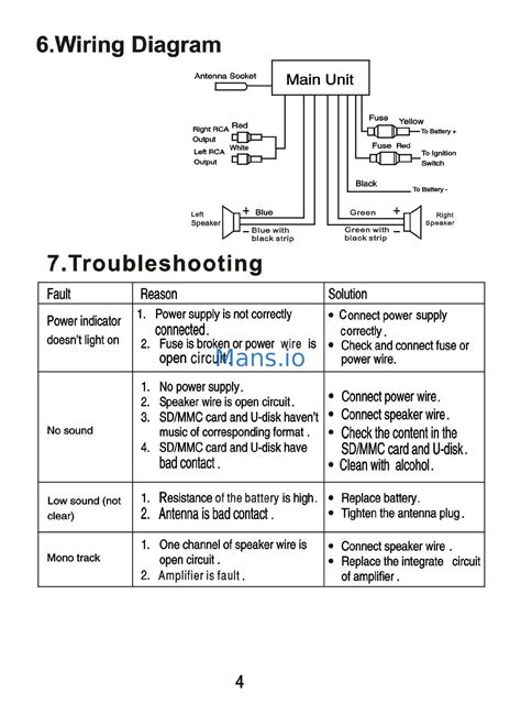 pyle wiring diagram wiring diagram gw micro