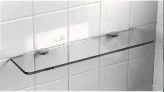 in shower shelf modernize your bathroom with a glass shower shelf