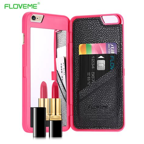 Mirror For Iphone 6 Plus מוצר floveme stylish chic with mirror for iphone 6