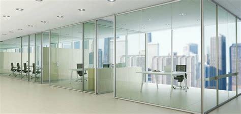 cerramientos oficinas montaje de maras de separaci 243 n de cristal