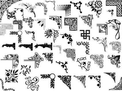 black pattern ai 패턴 벡터 ai 모델 벡터 패턴 무료 벡터 무료 다운로드