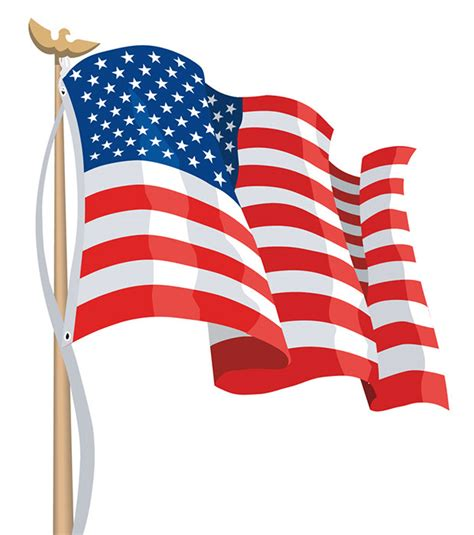 american flag clipart 15 american flag vector clip images american flag