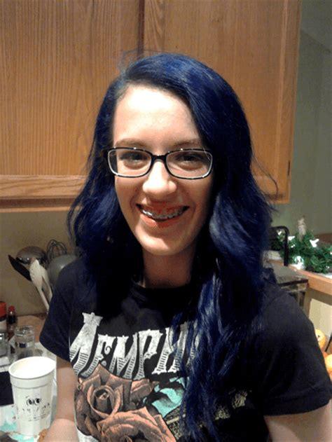 Blue Tip Brand blue hair dye brands images