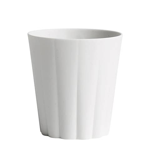 hay design mug hay iris mug round off white finnish design shop